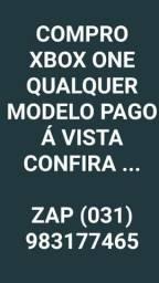 Busco e pago a vista Xbox one