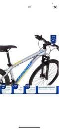 Título do anúncio: Bicicleta Caloi Atacamo