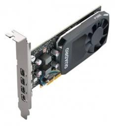 Placa de Vídeo Profissional P1000 4Gb Gddr5 128 Bits - VCQP1000V2-PB