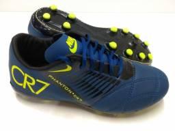 Chuteira Nike ( 38 ao 43 ) -- 3 Cores Disponíveis