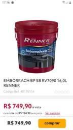 Tinta Renner  acrílico premium