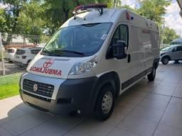 Fiat Ducato maxicargo convertida ambulância 21/21 okm