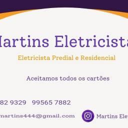 Martins Eletricista *  *