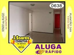 Bessa, DCE, 4 quartos, 2 suítes, 200m², R$ 1700, Aluguel, Apartamento, João Pessoa