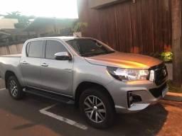 Toyota Hilux Cabine Dupla Hilux 2.7 C SRV (Aut) 2020