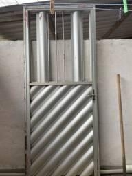 Portão alumínio