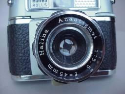 Câmera Fotográfica Halina Rolls