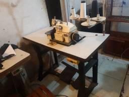 Máquina overlock industrial $1350