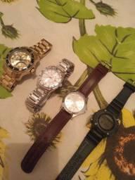 Relógios Usados Em Bom Estado
