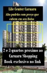 Apartamentos com estrutura de alto padrão