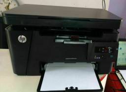 IMPRESSORA MULTIFUNCIONAL HP LASER M125a (TUDO OK)