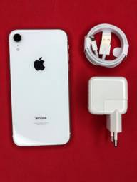 iPhone XR branco 64GB. PROMOÇÃO!!!!