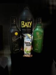2 Whisky original por $60,00