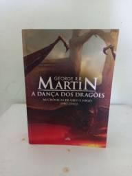 A Dança dos Dragões (Livro Cinco) As Crônica de Gelo e Fogo - George R. R. Martin