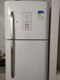 Refrigerador Electrolux Frost Free TF51 2 Portas Branco ? 433 Litros