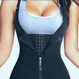 Cinta Modeladora Dupla Hide Belly +Bônus