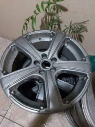 Vendo rodas R17 tsw Furação 5x100