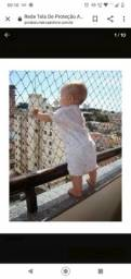 2 Rede Tela De Proteção Apartamento Janela Gatos<br><br>
