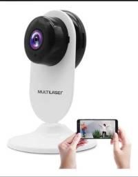 Câmera de Segurânça Wi-fi Acesso Remoto Via Celular