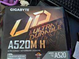 Gigabyte A520M-H AM4