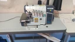 Máquina de costura Overlock Ponto Cadeia sansei modelo Pegasus