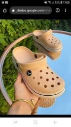 Crocs feminina c/nota/garantia 1 ano