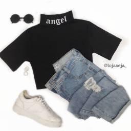 blusa Angel NOVA