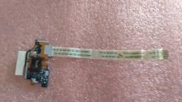 Título do anúncio: Placa Botão Power Liga Desliga Acer E1 571 - 008