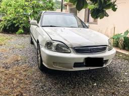 VENDO HONDA CIVIC LX99 Automático R$ 8.000,00