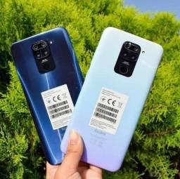 Formidável SmartPhone novo da Xiaomi - 64 Gigas de memória - Imediato - Redmi Note 9