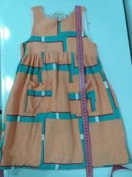 Vestido tam. 3( veste 4)