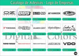 Adesivos Logo de Empresas