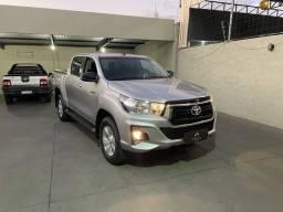 Hilux 2019/2019 4x4 Diesel Automática