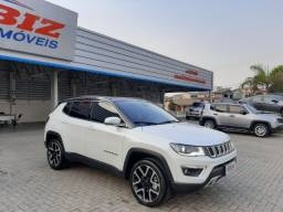 Título do anúncio: jeep compass limited d 2018