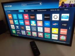 "Smart TV Led 32"" Philips (Impecável)"