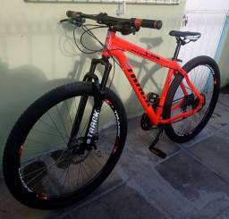 Bicicleta TKS special ARO 29 QUADRO 17 VENDO E TROCO NUM IPHONE 7 PLUS