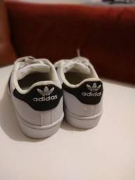 Vendo tênis tamanho 36.<br>Novo