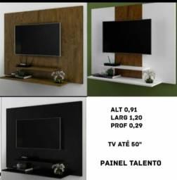 Painel Talento Para TV até 50 Polegadas