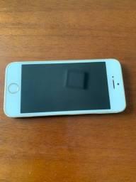 Iphone 5 Branco/Gold
