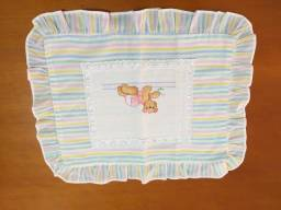 Kit de lençol e fronhas