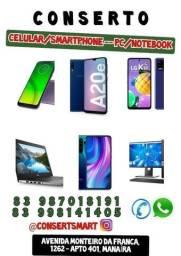 QUEBROU???, Conserto de Celular/Smartphone, Tablet e etc...