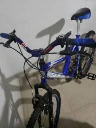 Bicicleta fullsion status nova