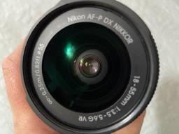 Objetiva Af-p Dx Nikkor 18-55mm F/3.5-5.6g
