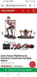 Genis Fitness Plataforma / Transformar Full Body Station