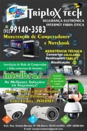 Segurança eletronica e informatica