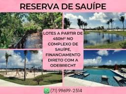 450m², Reserva Sauípe no Complexo de Sauípe - Excelente