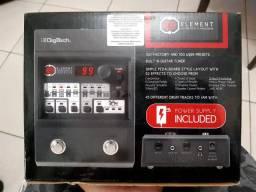 pedaleira digitech na caixa