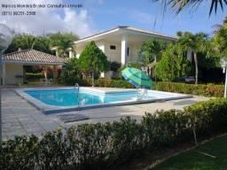 Casa ampla a venda no Condomínio Parque Coqueiros com terreno de 1500m³ plano. Imóvel de e