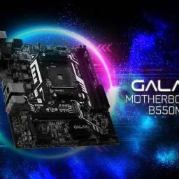 Ryzen  AMD Socket AM4 B550M