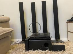 Home teather LG 5.1 wireless HT805THW